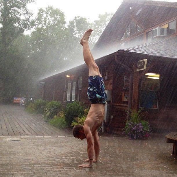 .dance in the rain