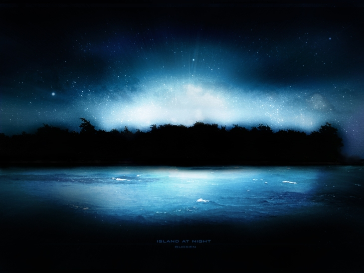Island_at_Night