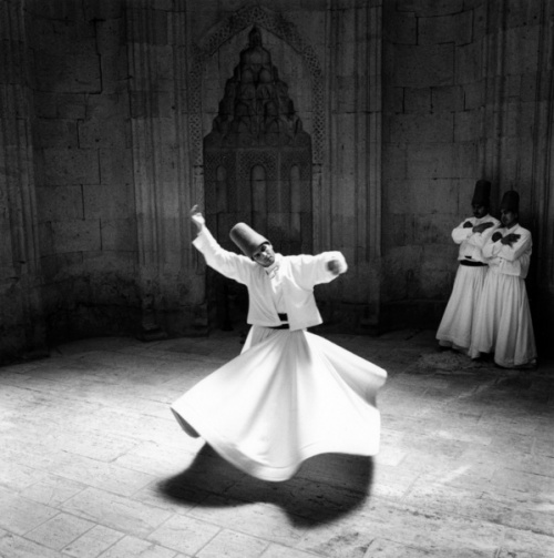 Ceremony of Sema Whirling Dervishes