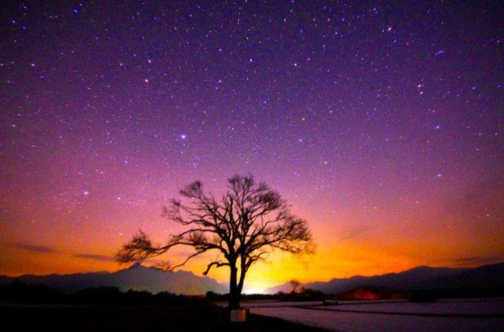 Starry sky in Yamanashi!!