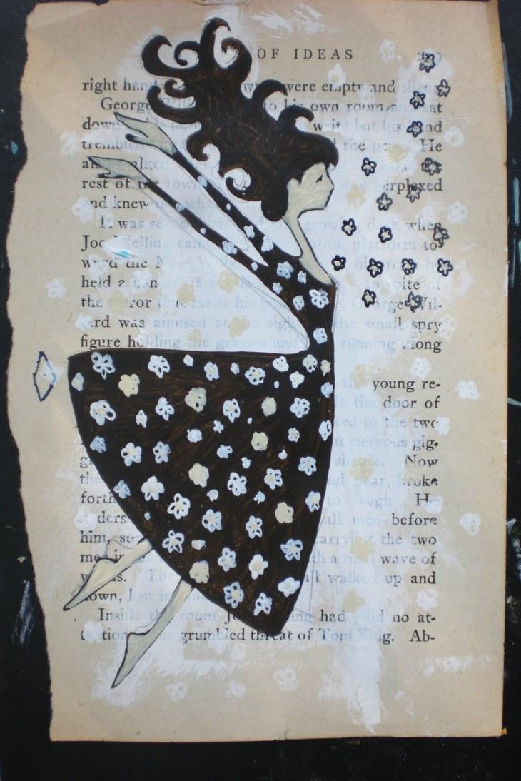 Flying Girl - R. Murillo