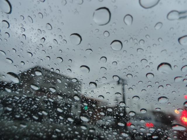 lluvia en el alma