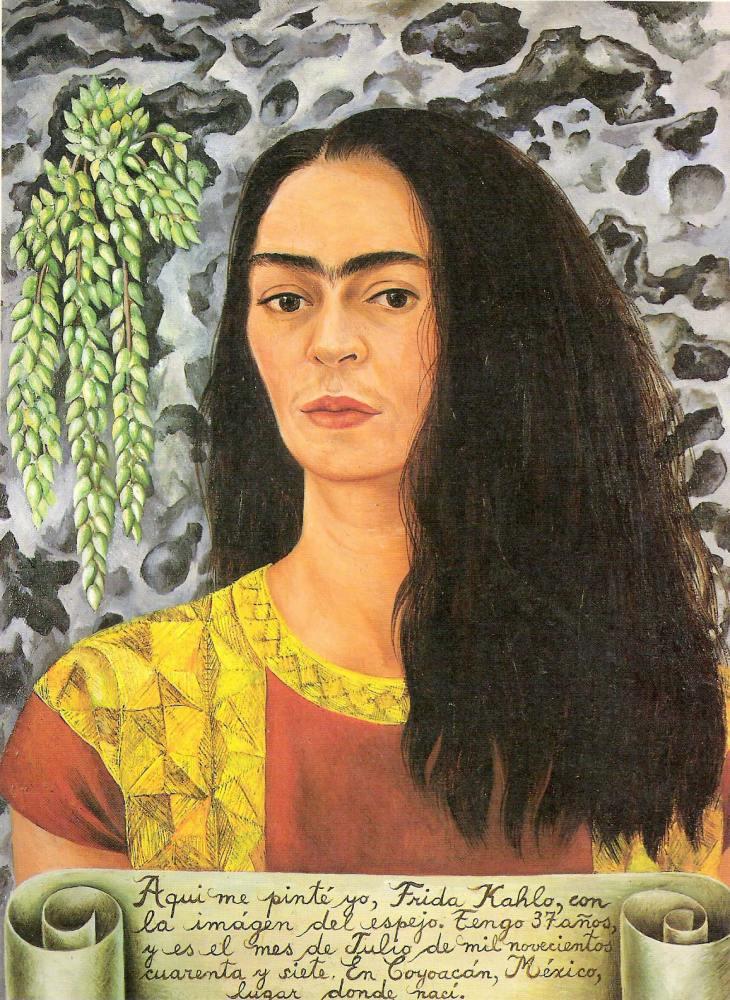 frida-kahlo-autorretrato1947