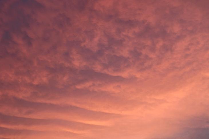 cielo en Bernal