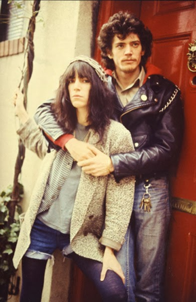 patti-smith-and-robert-mapplethorpe-in-living-colour