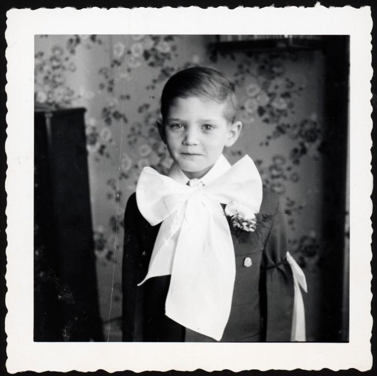 Robert Mapplethorpe child