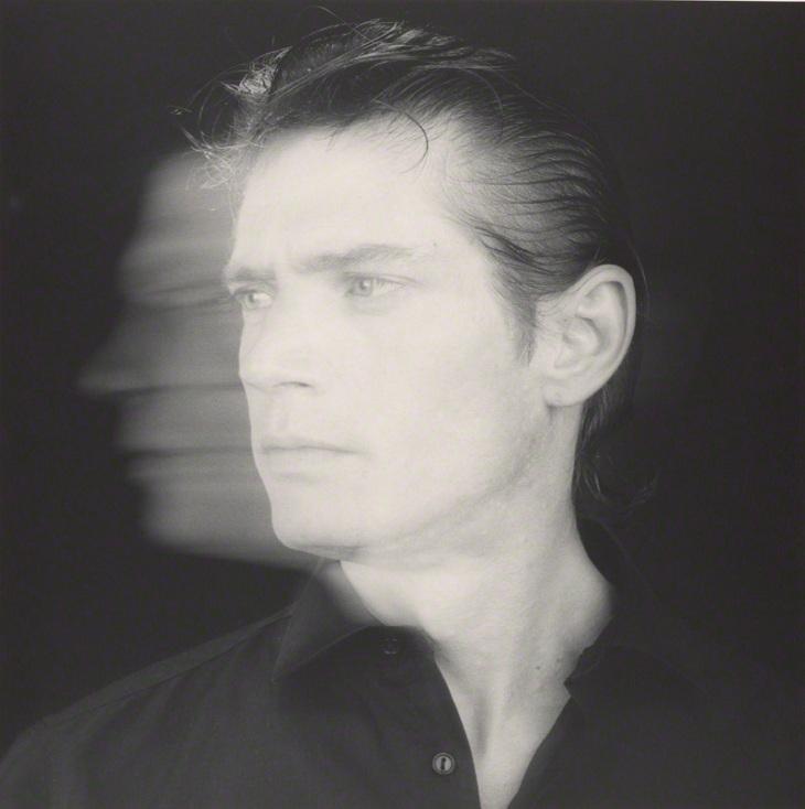 robert_mapplethorpe selfportrait 1985