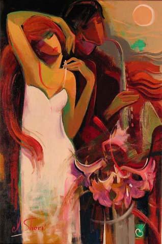Waltz of flowers
