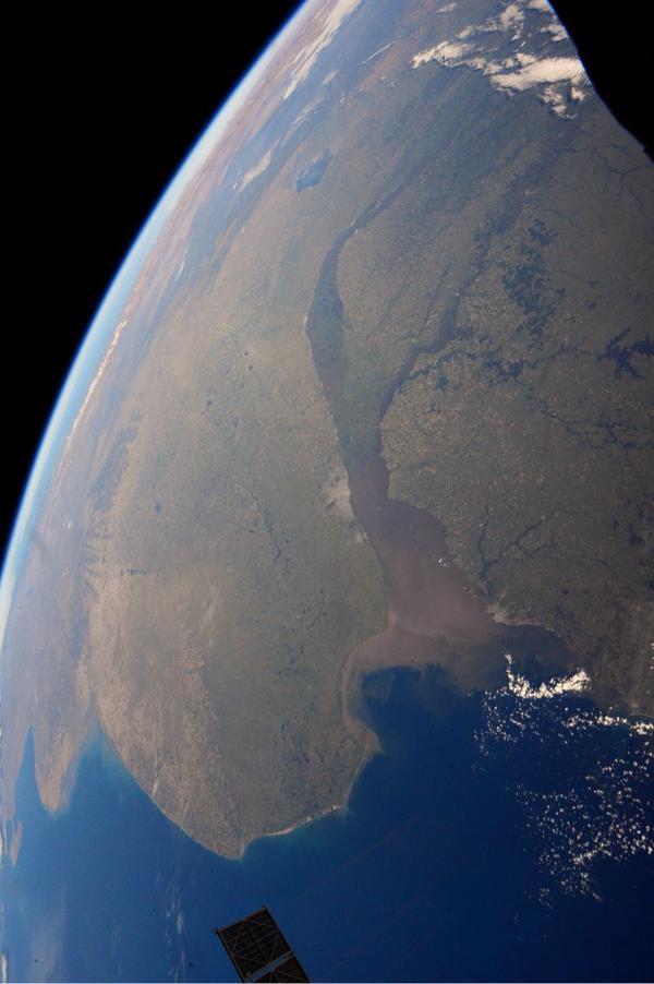 argentina desde el espacio