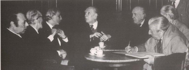 Borges, Mastronardi