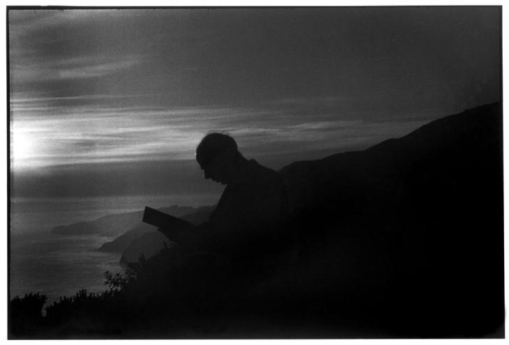 Henri Cartier-Bresson-HENRY mILLER