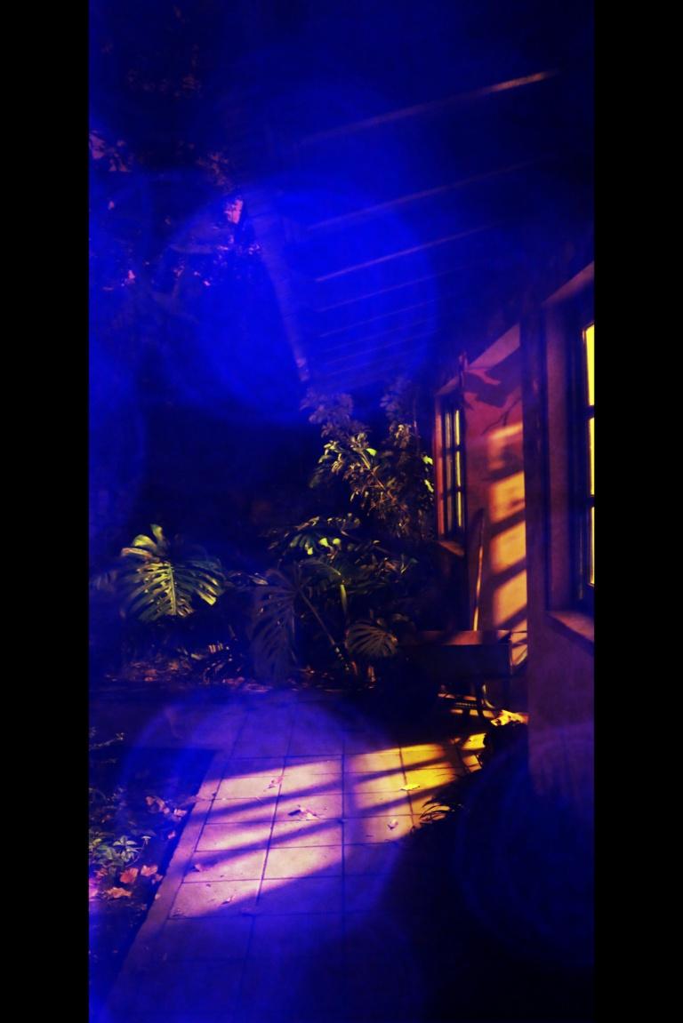 .un patio