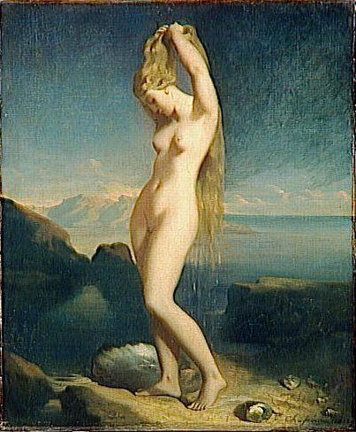 Théodore Chasseriau - Venus