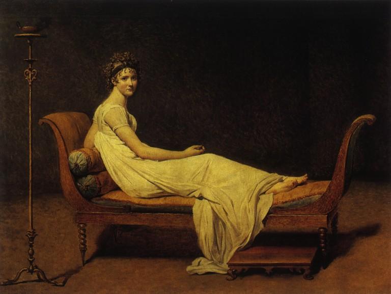 david-madame-recamier
