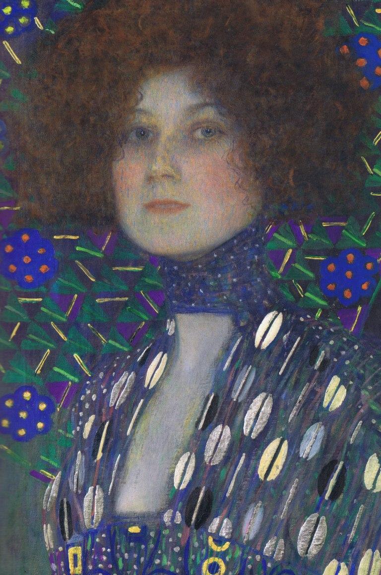 el retrato de emilie-floege