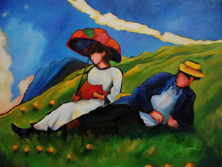 Jawlensky-and-Werefkin-Gabriele-Munter---