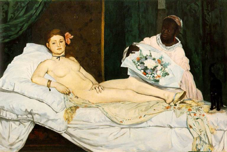 Manet_Edouard-Olympia