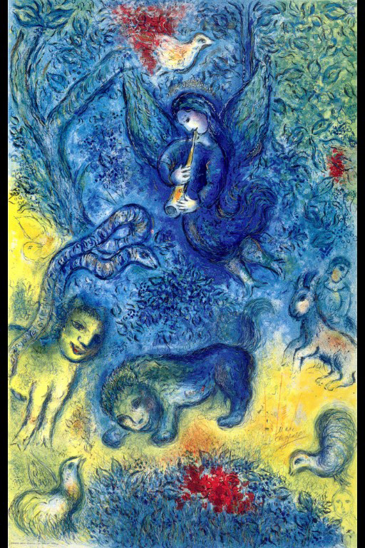 the-magic-flute-1967 Marc Chagall