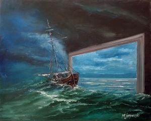 Marek Langowski sea