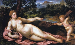Bordone_Venus_and_Amor