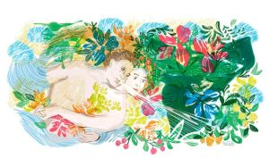 Céfiro y Cloris, o las venturosas ráfagas de la primavera