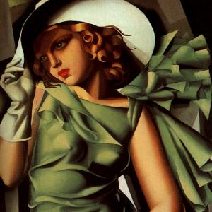 Lempicka_green_dress