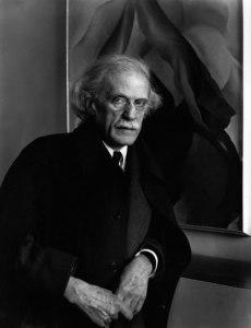 .Alfred Stieglitz, Photographer, 1934