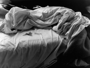 .The Unmade Bed, 1957