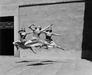 .Three Dancers, Mills College, 1929
