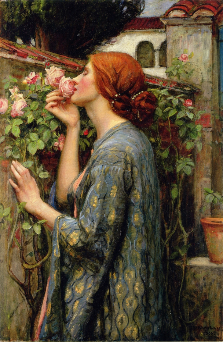 John_William_Waterhouse_-_The_Soul_of_the_Rose,_1903.jpg