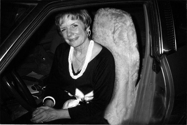 Sandra, nieta de Shura, Passadena, 1994