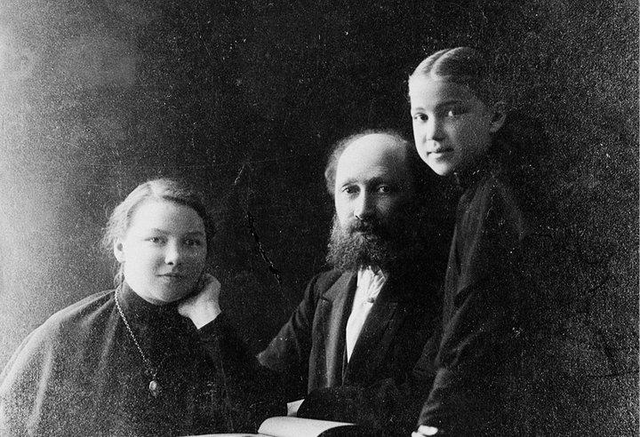 shura, Kislovodsk, 1910