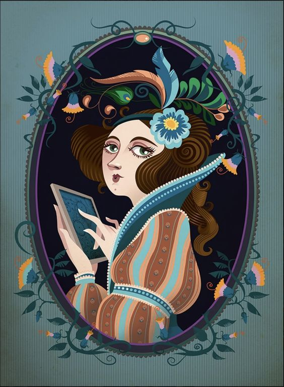 Ada Lovelace (Illustration by Elisabetta Stoinich)