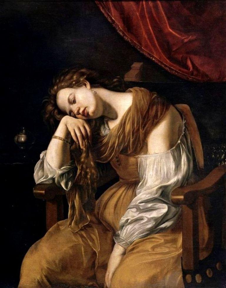 Artemisia_Gentileschi_—_Conversione_della_Maddalena_(Maria_Maddalena_penitente