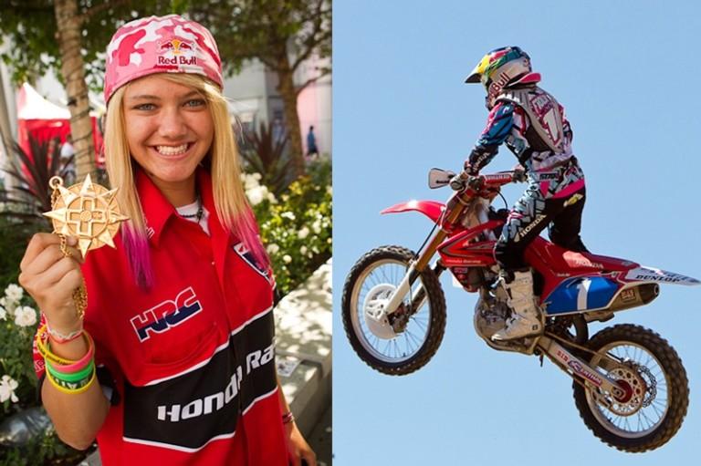 Ashley Fiolek 1