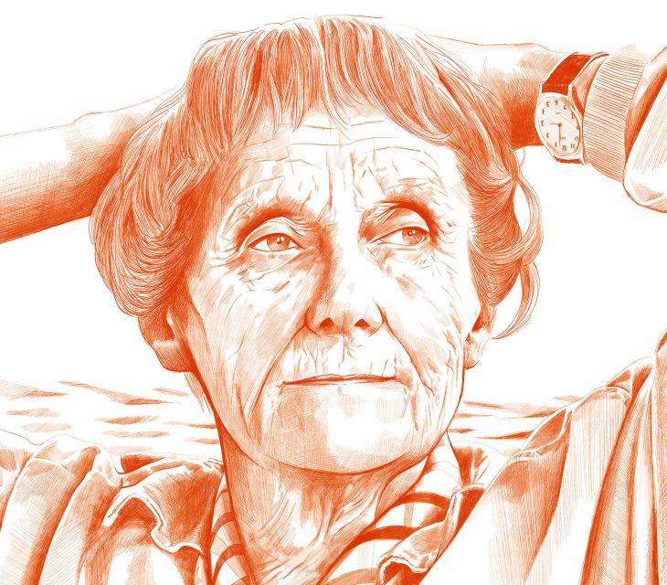 Astrid Lindgren justine 2