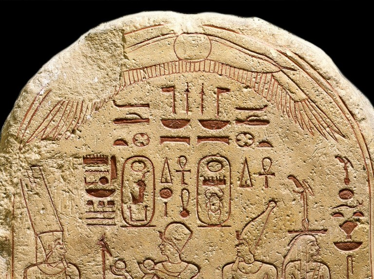Estelas de Hatshepsut y Tutmosis III