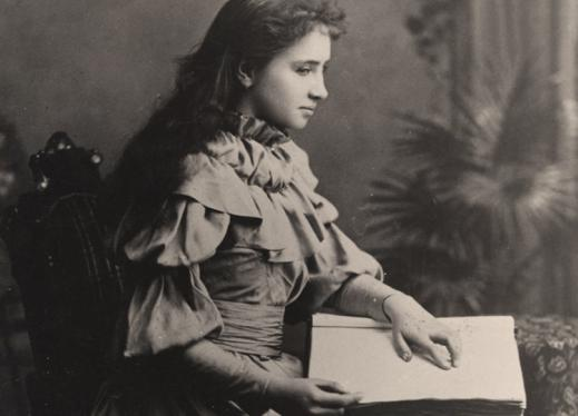 Helen Keller & Shakespeare Blog
