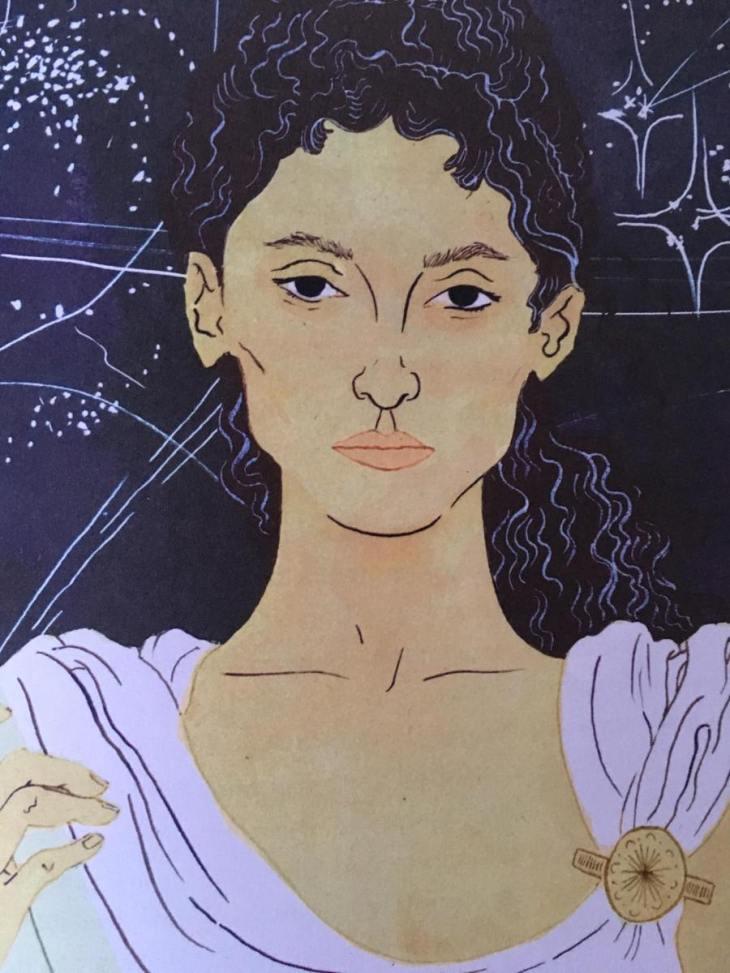 hipatia illustration by riikka sormunen