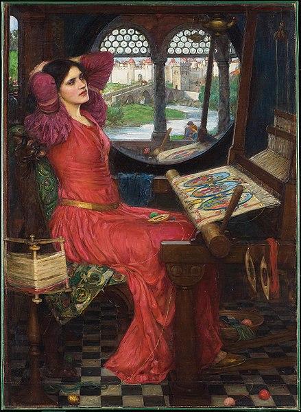439px-John_William_Waterhouse_-_I_am_half-sick_of_shadows,_said_the_lady_of_shalott