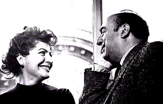 Neruda y Matilda Urrutia