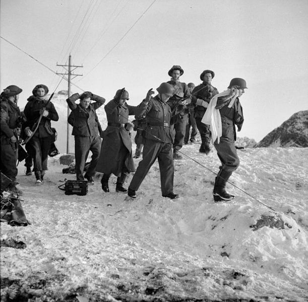 Raid on Vaagso 27 December 1941