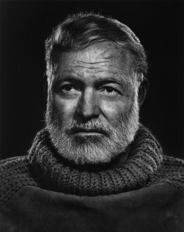 Yousuf-Karsh-Ernest-Hemingway-1957