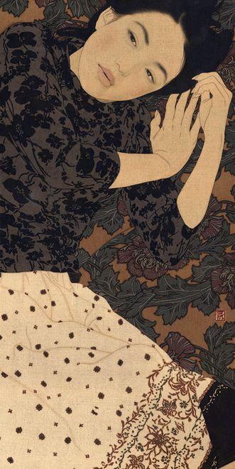 (Shima)' by Ikenaga Yasunari