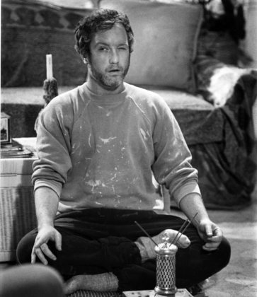 """The Goodbye Girl"" Richard Dreyfuss 1977 Warner Brothers ** I.V."