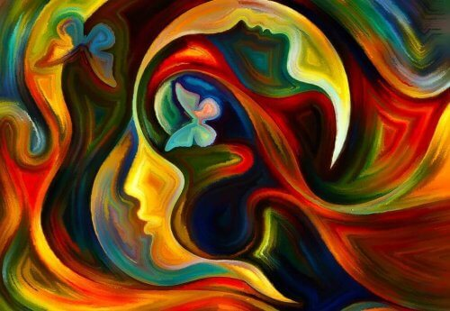 profilo-donna-colori-e-farfalle-e1486978235701
