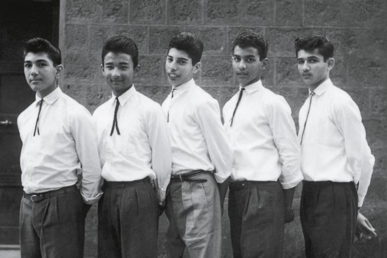 The Hectics - Sr Peter´s Boys School - India