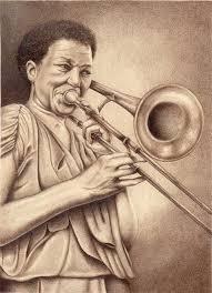 Melba Liston (Illustration by ©Alice Barberini)