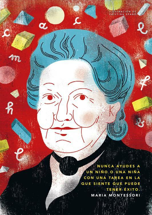 María Montessori (Illustration by ©Cristina Spano).jpg