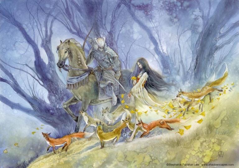 Fairytales & Mythology   A Dream of Grace.jpg